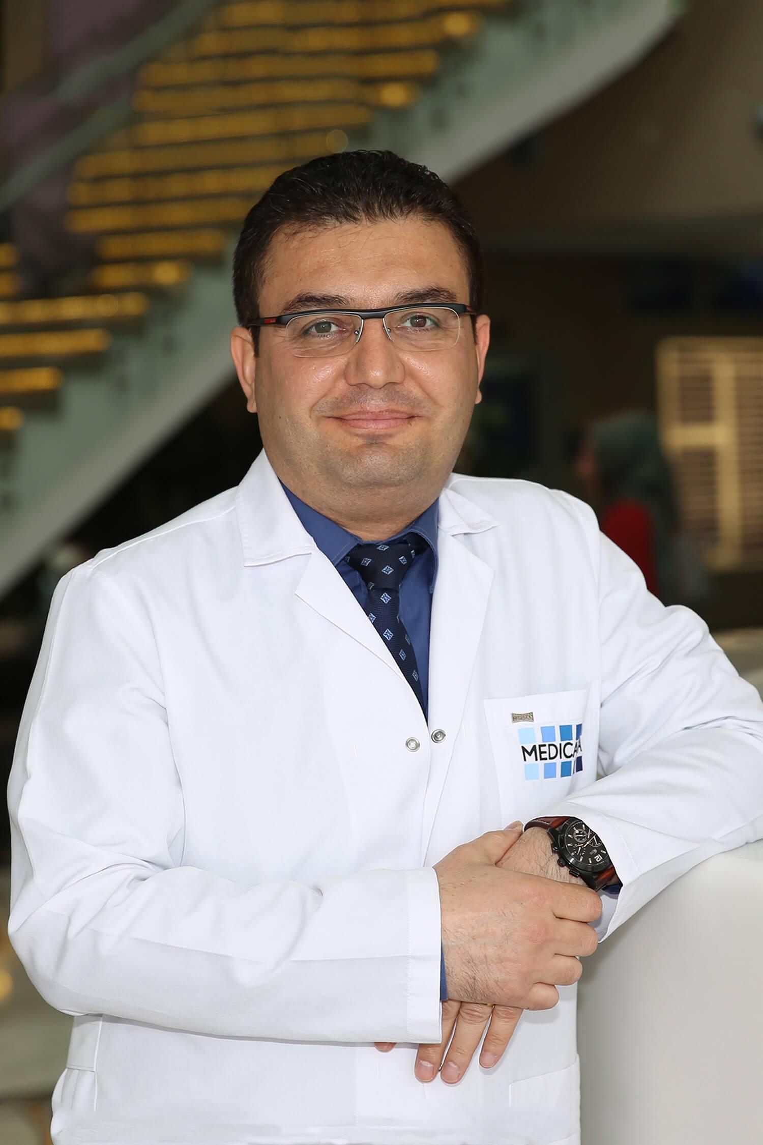 Op. Dr. Necati ÖZÇİMEN (Tüp Bebek Ünitesi Direktörü) || Medicana Konya Tüp Bebek Merkezi̇