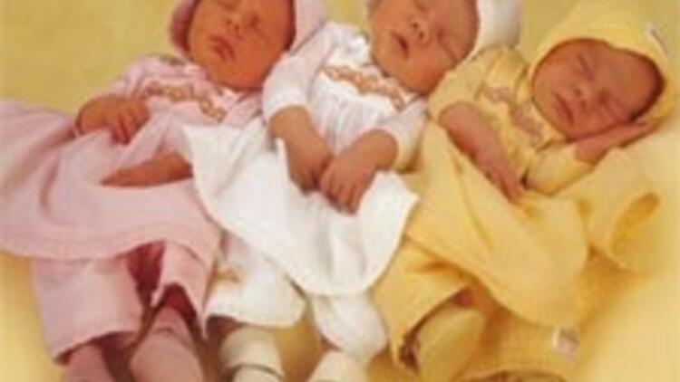 Üçüz bebekler mamasız kaldı