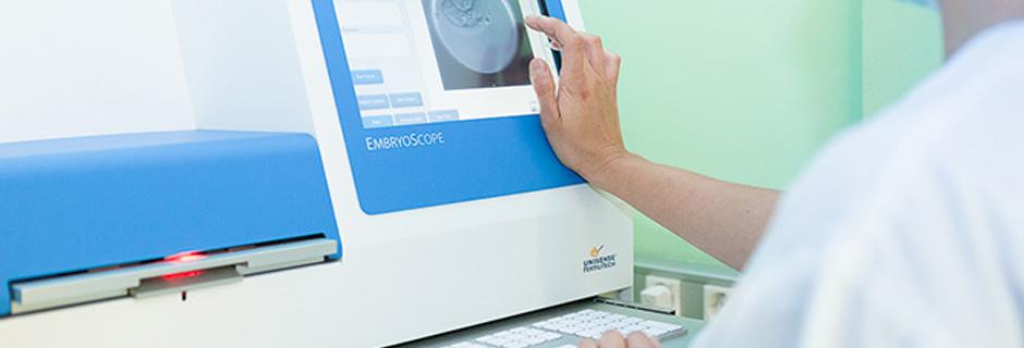 Embryoscope    Medicana Konya Tüp Bebek Merkezi̇